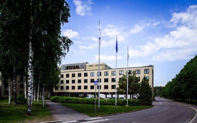 Radisson Blu Hotel, Espoo вид на фасад