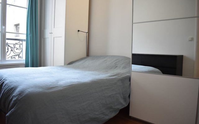 Апартаменты 1 Bedroom Apartment in Montmartre комната для гостей