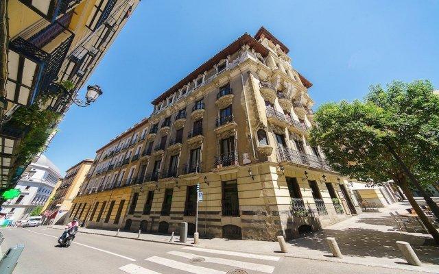 Отель Home Club Vergara II Испания, Мадрид - отзывы, цены и фото номеров - забронировать отель Home Club Vergara II онлайн вид на фасад