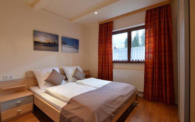 Отель Bergviewhaus Apartments Австрия, Зёлль - отзывы, цены и фото номеров - забронировать отель Bergviewhaus Apartments онлайн комната для гостей