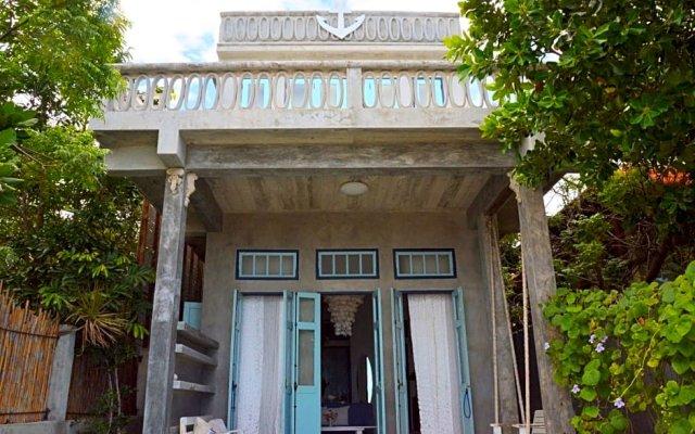 Отель Two Pieces Resort Pranburi вид на фасад