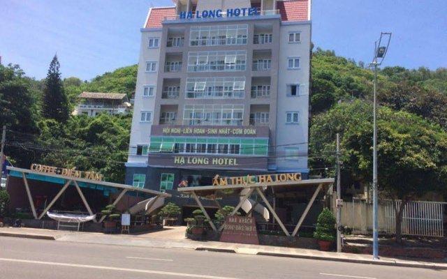 Отель Ha Long Hotel Вьетнам, Вунгтау - отзывы, цены и фото номеров - забронировать отель Ha Long Hotel онлайн вид на фасад