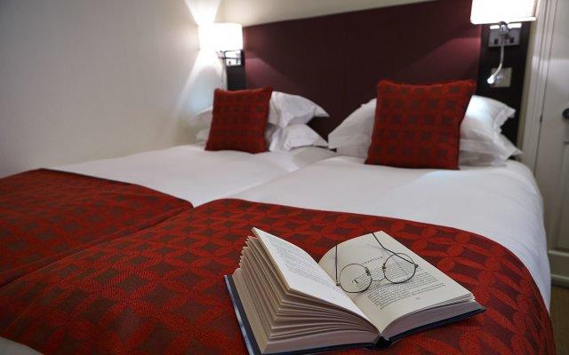 Апартаменты Cheval Knightsbridge Apartments Лондон комната для гостей
