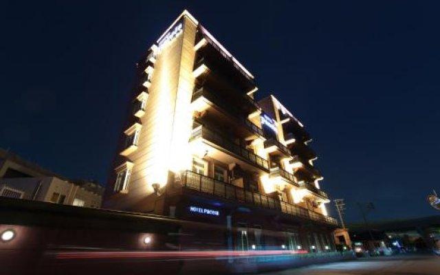 Отель Pacela Фукуока вид на фасад