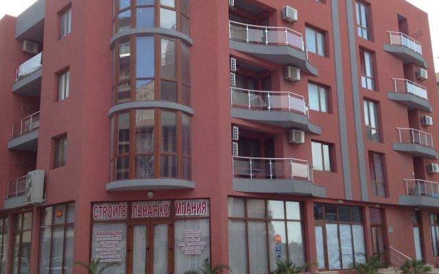 Отель Salt Lake Complex Болгария, Поморие - 2 отзыва об отеле, цены и фото номеров - забронировать отель Salt Lake Complex онлайн вид на фасад