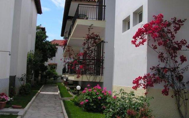 Отель Erofili Греция, Пефкохори - отзывы, цены и фото номеров - забронировать отель Erofili онлайн вид на фасад
