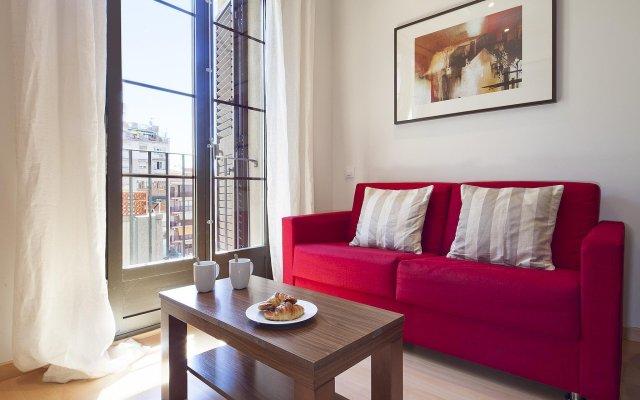 Отель Bonavista Apartments - Eixample Испания, Барселона - отзывы, цены и фото номеров - забронировать отель Bonavista Apartments - Eixample онлайн комната для гостей