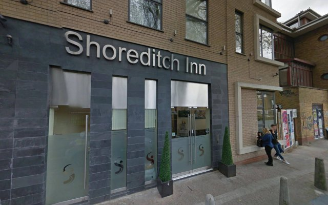 Отель The Shoreditch Inn вид на фасад