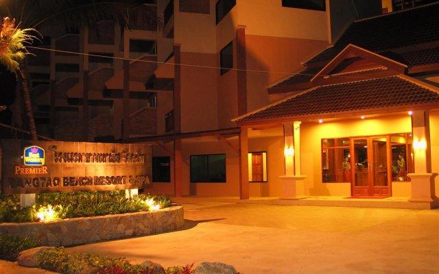Отель Best Western Premier Bangtao Beach Resort & Spa вид на фасад
