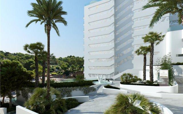 Отель Iberostar Grand Portals Nous - Adults Only вид на фасад
