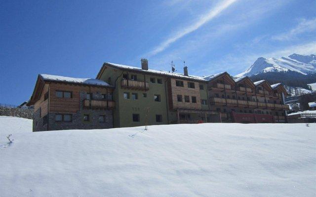 Hotel La Chance Грессан вид на фасад