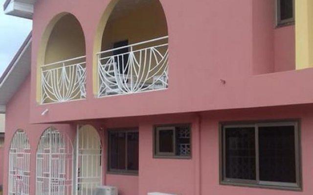 Отель Pasandy Lodge вид на фасад