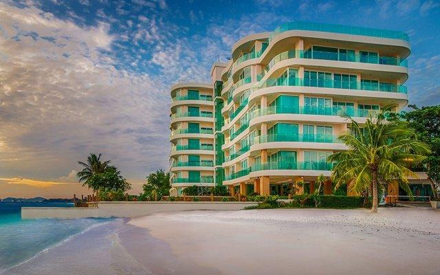 Отель Paradise Ocean View Бангламунг вид на фасад