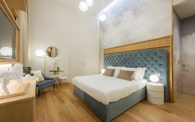 Отель Renascentia in Florence Флоренция комната для гостей