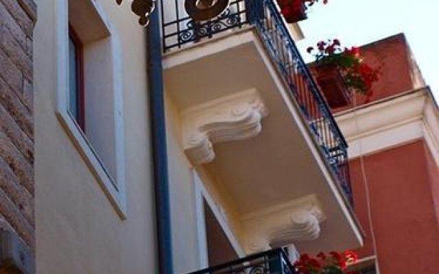 Отель B&B Dei Meravigli Бари вид на фасад