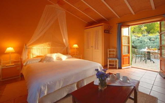 Sa Rota Den Palerm Hotel комната для гостей