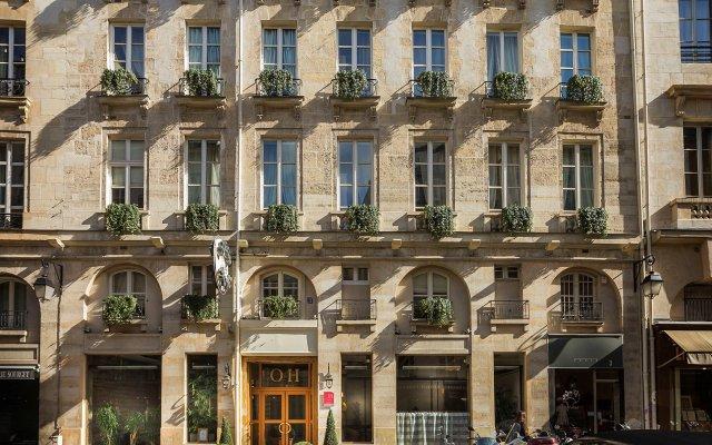 Odéon Hotel вид на фасад