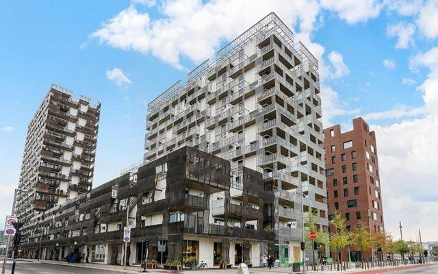 Отель Nordic Host Luxury Apts - Town Home вид на фасад