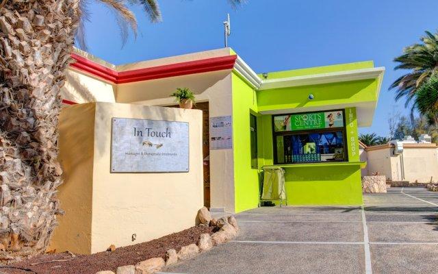 SBH Monica Beach Hotel - All Inclusive вид на фасад