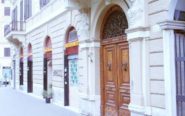 Отель 207 Inn Рим вид на фасад