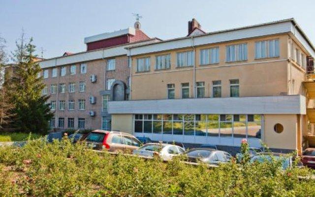 Гостиница Пектораль Украина, Национальный заповедник Хортица - отзывы, цены и фото номеров - забронировать гостиницу Пектораль онлайн вид на фасад