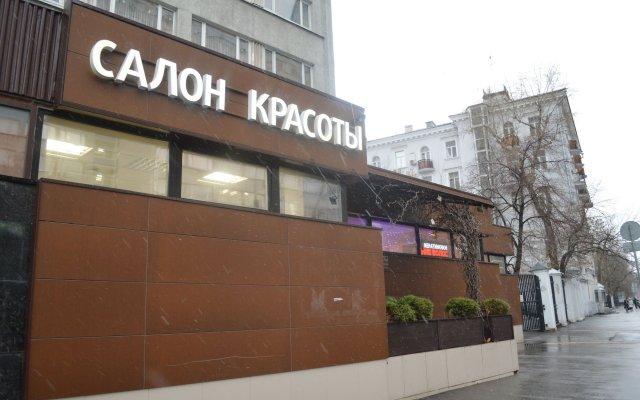 Гостиница Академическая в Москве - забронировать гостиницу Академическая, цены и фото номеров Москва вид на фасад