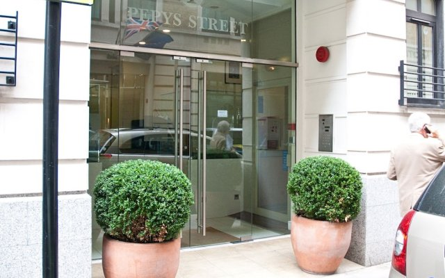 Pepys Street by BridgeStreet