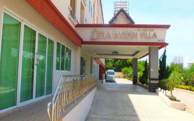 Отель LK Pavilion Таиланд, Паттайя - отзывы, цены и фото номеров - забронировать отель LK Pavilion онлайн вид на фасад