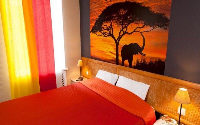 Мини-Отель Антураж комната для гостей