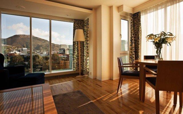 Отель Norge By Scandic Берген комната для гостей