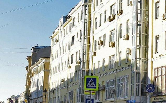 Хостел Kolobok вид на фасад