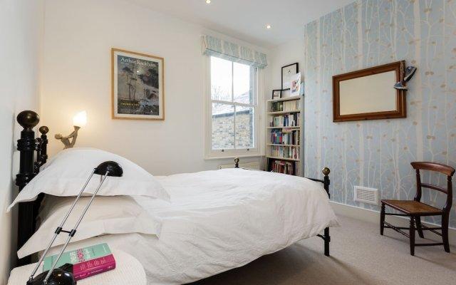 Отель Veeve - Parliament Hill Townhouse Великобритания, Лондон - отзывы, цены и фото номеров - забронировать отель Veeve - Parliament Hill Townhouse онлайн комната для гостей
