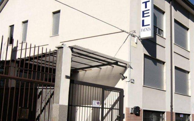 Отель Faenza Италия, Милан - отзывы, цены и фото номеров - забронировать отель Faenza онлайн вид на фасад