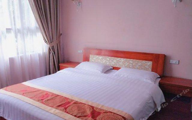 Xiangguo Hostel комната для гостей