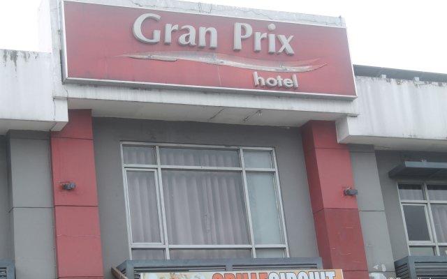 Отель Gran Prix Hotel Pasay Филиппины, Пасай - отзывы, цены и фото номеров - забронировать отель Gran Prix Hotel Pasay онлайн вид на фасад