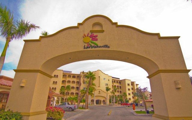 Отель Las Mananitas LM F4205 2 Bedroom Condo By Seaside Los Cabos Мексика, Сан-Хосе-дель-Кабо - отзывы, цены и фото номеров - забронировать отель Las Mananitas LM F4205 2 Bedroom Condo By Seaside Los Cabos онлайн вид на фасад