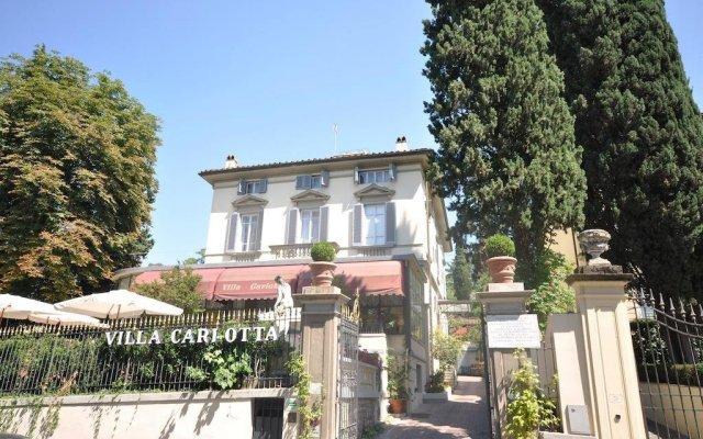Отель Villa Carlotta Флоренция помещение для мероприятий