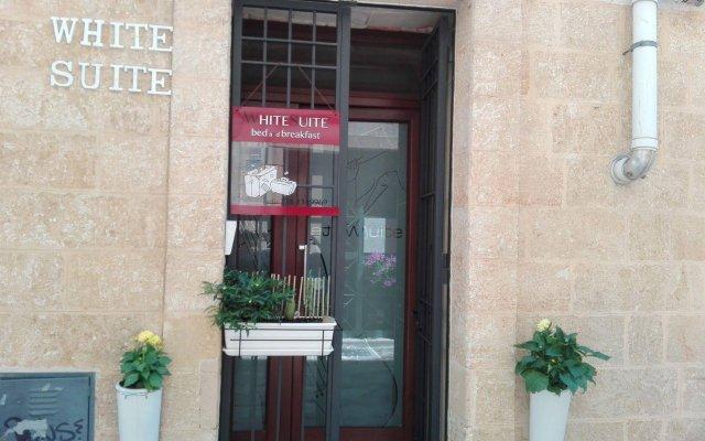 Отель White Suite B&B Лечче вид на фасад