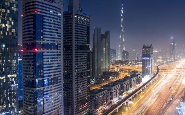 Emirates Grand Hotel вид на фасад