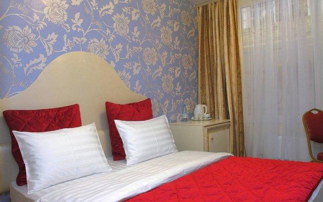 Гостиница Галерея Вояж комната для гостей