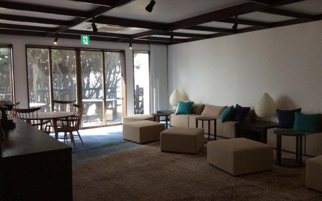 Отель Marine Blue Yakushima Якусима комната для гостей