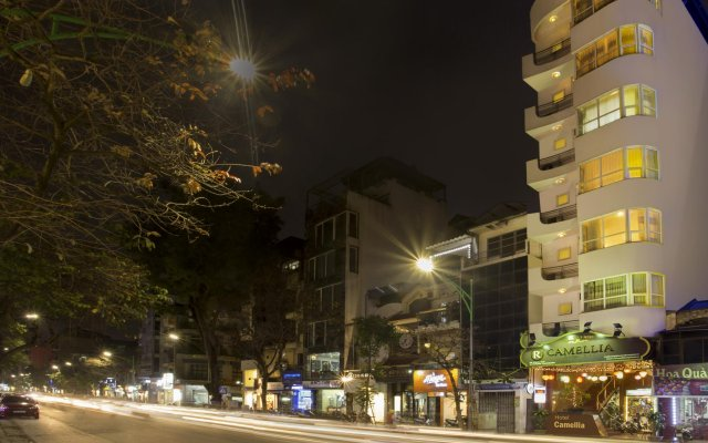 Camellia Boutique Hotel вид на фасад