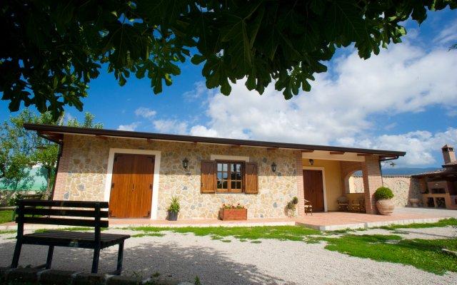 Отель Azienda Agrituristica Vivi Natura Италия, Помпеи - отзывы, цены и фото номеров - забронировать отель Azienda Agrituristica Vivi Natura онлайн вид на фасад
