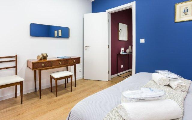 Отель Sweet Inn Apartments Rato Португалия, Лиссабон - отзывы, цены и фото номеров - забронировать отель Sweet Inn Apartments Rato онлайн комната для гостей