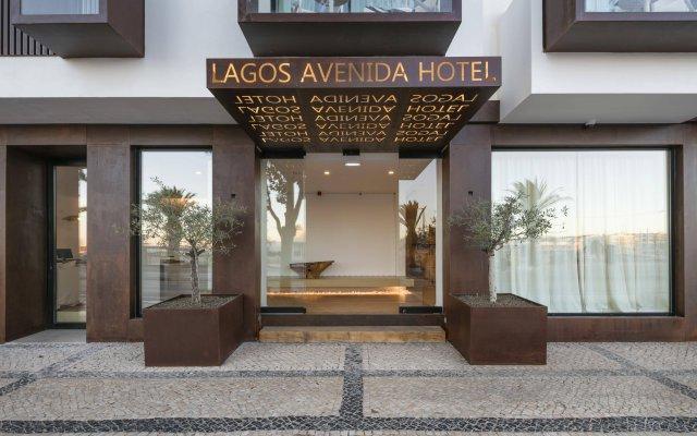 Lagos Avenida Hotel вид на фасад