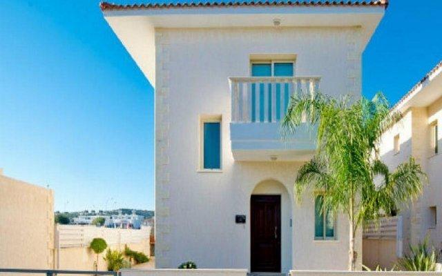Отель Amadora Luxury Villas Кипр, Протарас - отзывы, цены и фото номеров - забронировать отель Amadora Luxury Villas онлайн вид на фасад