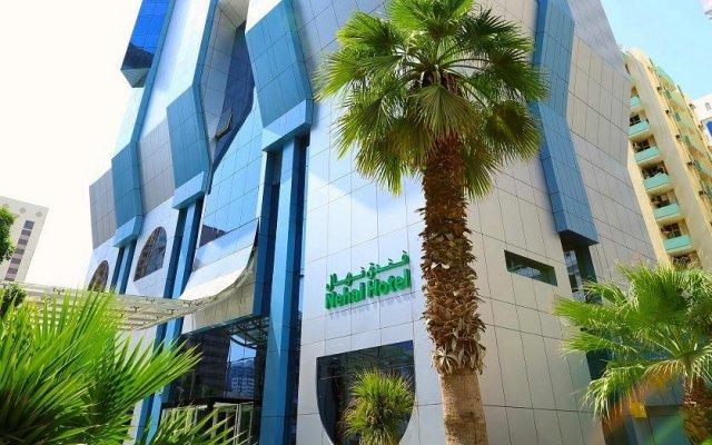 Отель Bin Majid Nehal вид на фасад