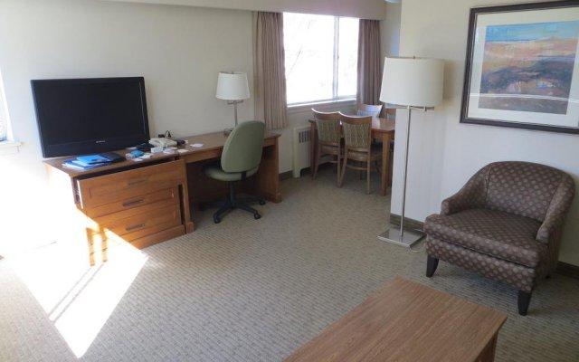 Отель Oceanside Hotel Канада, Ванкувер - отзывы, цены и фото номеров - забронировать отель Oceanside Hotel онлайн комната для гостей
