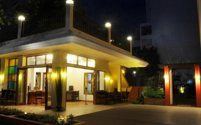Отель Baan Khun Nine Паттайя вид на фасад