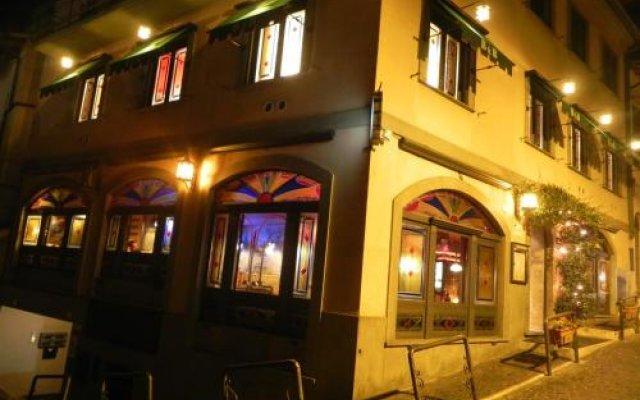Отель Gente di Notte вид на фасад